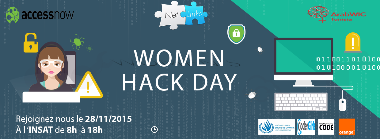 Tunisia Women Hack Day